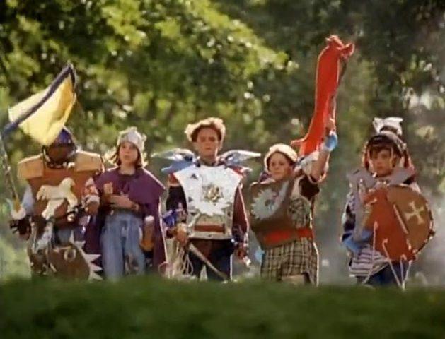 Фильм Меч короля Артура в хорошем качестве